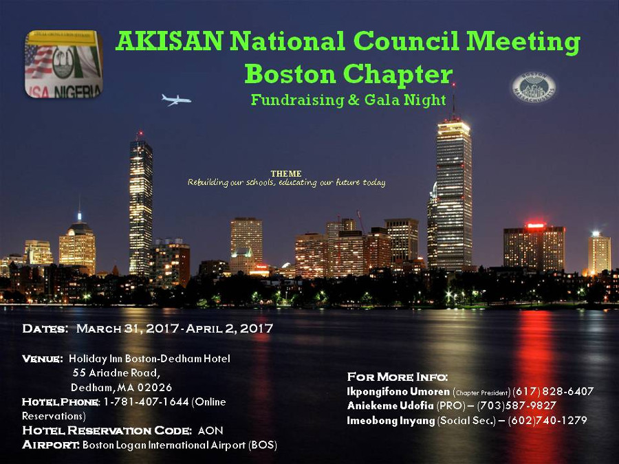 AKISAN USA 2nd National Council Meeting, Boston, Massachussets