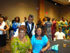 Chief Uwem Inim (BOT Member and AKISAN Connecticut Chapter Member) with Convention Attendees from Uyo, Akwa Ibom State