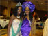 Miss Akwa Ibom 2009 With a Friend